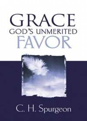 Grace Gods Unmerited Favor