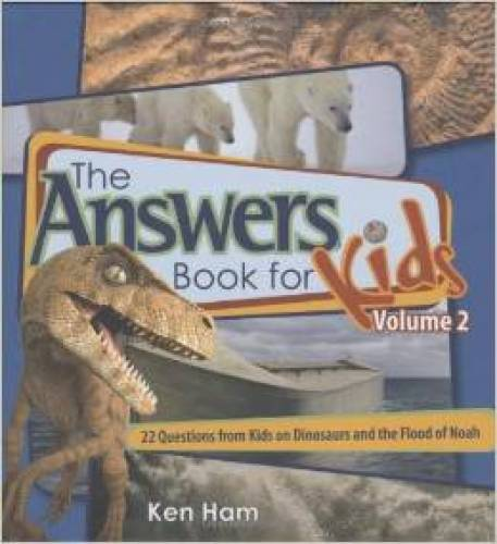 Answers Book for Kids Vol 2