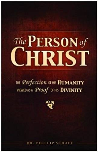 Person of Christ The