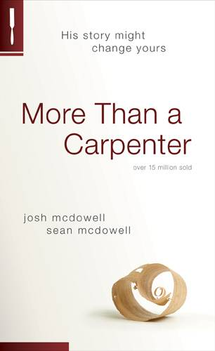 More Than a Carpenter Revised