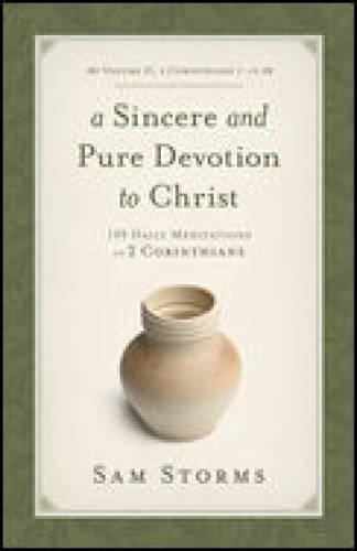 Sincere and Pure Devotion to Christ