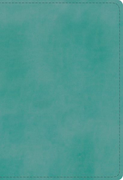 ESV Student Study Bible  TruTone®, Turquoise
