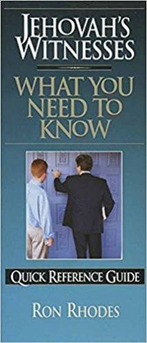 Jehovahs Witnesses What You Need to Know