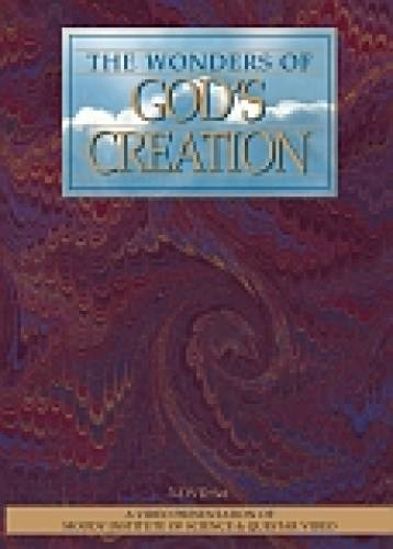Wonder of Gods Creation DVD