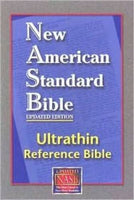NAS Ultrathin Reference Bible