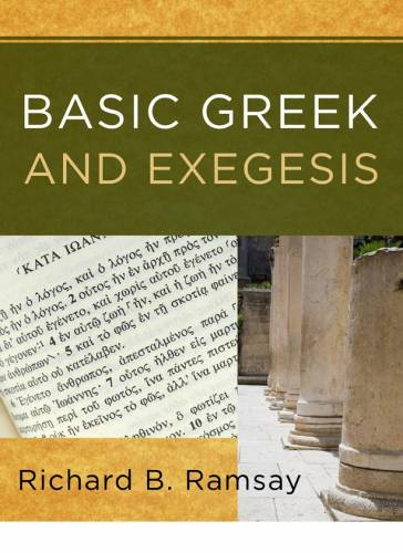 Basic Greek and Exegesis