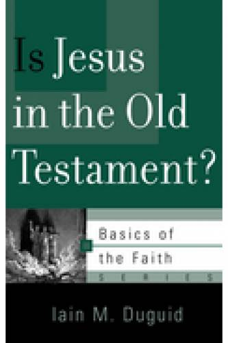Is Jesus in the Old Testament
