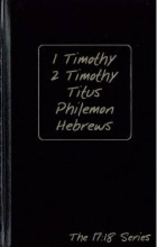 Journibles 1718 Series 1 Timothy Hebrews