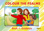 Colour the Psalms Bk 1