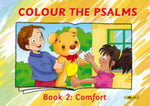 Colour the Psalms Bk 2