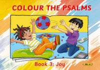 Colour the Psalms Bk 3