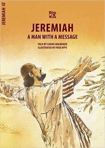 Jeremiah A Man With a Message