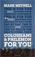 Colossians for You