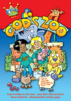 Gods Zoo Book 1