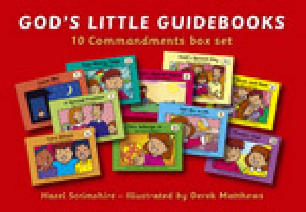 Gods Little Guidebooks Box Set