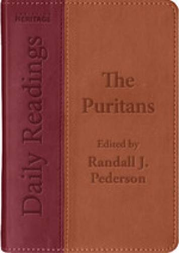 Daily Readings The Puritans