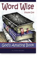 Word Wise Gods Amazing Book vol 1