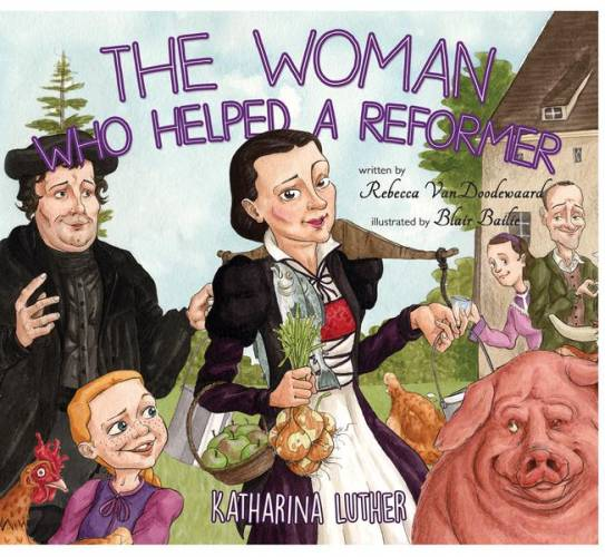 Woman Who Helped A Reformer