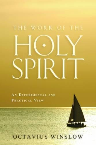 Work Of The Holy Spirit The