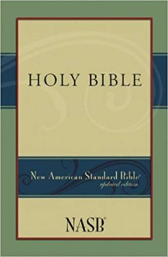 NASB Updated Edition Bible