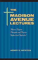 Madison Avenue Lectures