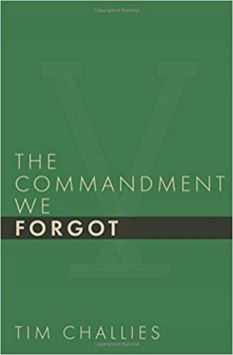Commandment We Forgot The