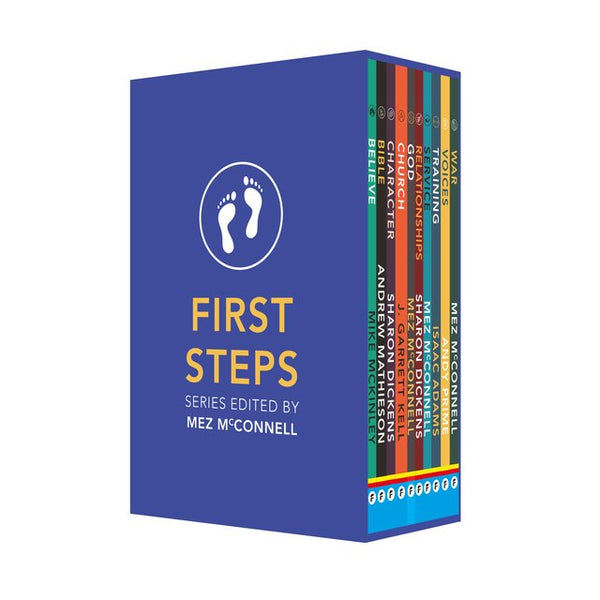 First Steps Box Set Release Date July 2020