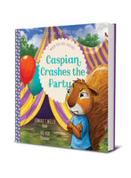 Caspain Crashes The Party: When You are Jealous (Good News for Little Hearts)