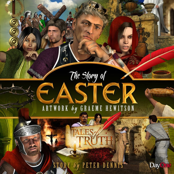 The Story of Easter (Tales of Truth)