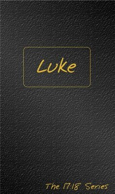 Luke Journible: The 17:18 Series (hardcover)
