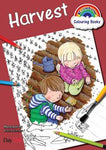Harvest Coloring Book (Rainbow Colouring)