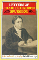 Letters Of C. H. Spurgeon