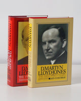 Life of Martyn Lloyd-Jones Set: 2 Volume Set