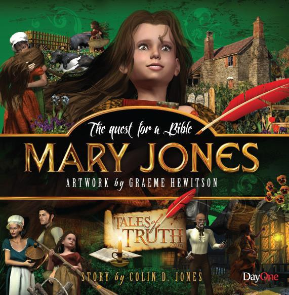 Mary Jones The Quest for a Bible (Tales of Truth)