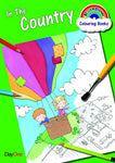 In the Country Coloring Book (Rainbow Colouring)