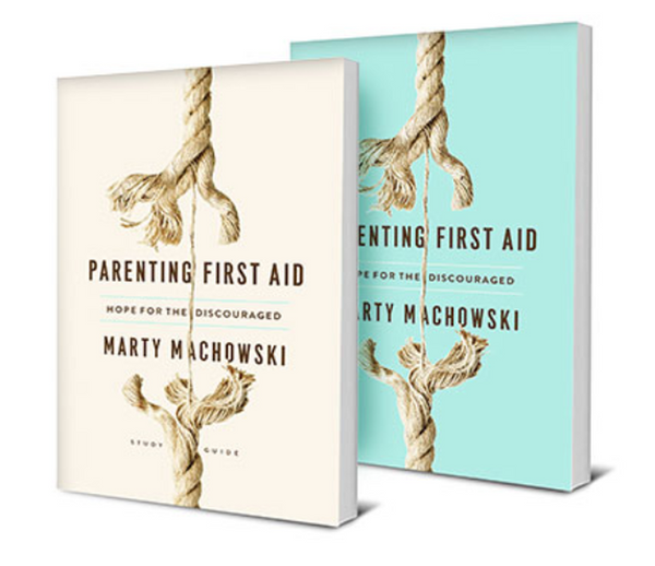 Parenting First Aid for the Discouraged: Bundle
