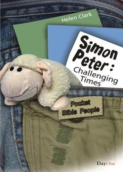 Simon Peter: Challenging Times (Pocket Bible People)