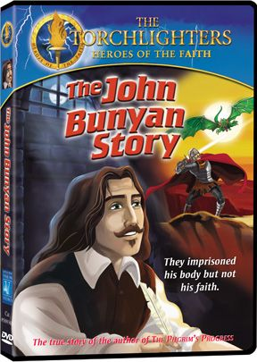 The Torchlighters: The Story of John Bunyan DVD