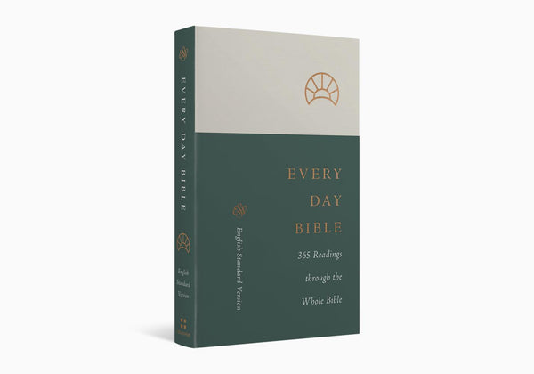 ESV Every Day Bible: 365 Readings through the Whole Bible (Paperback)