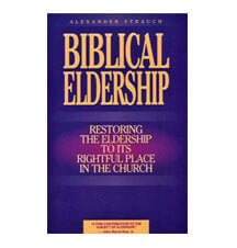 Biblical Eldership Booklet