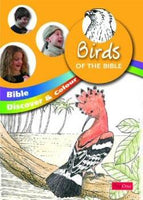 Birds of the Bible (Bible Discover and Color)