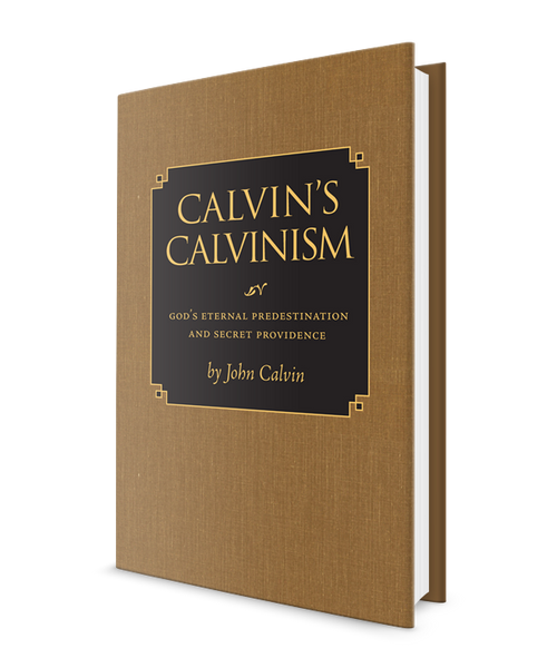 Calvin's Calvinism God's Eternal Predestination and Secret Providence