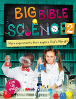 Big Bible Science 2: More Experiments that Explore God's World