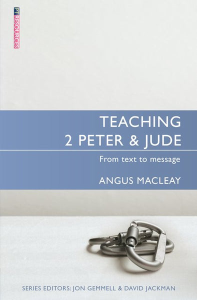 Teaching 2 Peter & Jude Release Date July 2020