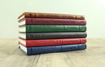 Banner of Truth Gift Editions Set 6 volumes (Gift Edition)