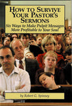 How to Survive Your Pastor's Sermons: Tulip Booklets