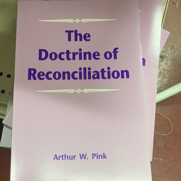Doctrine of Reconciliation