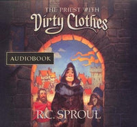 The Priest With Dirty Clothes (Audiobook CD)