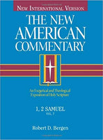 1,2 Samuel (New American Commentary #7)