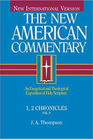 1, 2 Chronicles (New American Commentary #9)